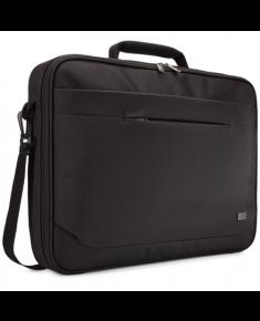 """Case Logic Advantage Fits up to size 17.3 """", Black, Shoulder strap, Messenger - Briefcase"""