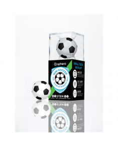 Sphero Mini Soccer | Football App-Enabled Robot  M001SRW White/ black