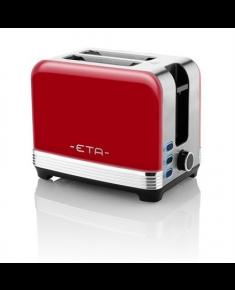 ETA STORIO Toaster ETA916690030 Power 930 W, Housing material Stainless steel, Red