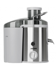Mesko Juicer MS 4126 Type Automatic juicer, Stainless steel, 600 W, Extra large fruit input, Number of speeds 3