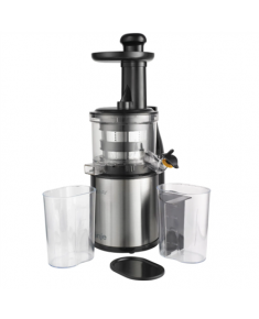 Gorenje Juicer JC4800VWY Type Slow juicer, Stainless steel, 200 W, Number of speeds 1, 80 RPM
