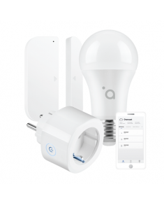 ACME Smart Home Starter Kit Bundle - SH1101/SH2102/SH4107