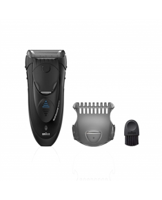 Braun Groomer and Trimmer 2in1 MG5010  Wet use, Rechargeable, Charging time 1 h, NiMH, Battery powered, Black