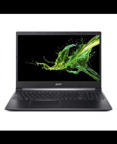 "Acer Aspire 7 A715-74G-57XZ Black, 15.6 "", IPS, Full-HD, 1920 x 1080 pixels, Matt, Intel Core i5, i5-9300H, 8 GB, DDR4, SSD 512 GB, NVIDIA GeForce GTX 1650, GDDR5, 4 GB, No ODD, Windows 10 Home, 802.11 ax/ac/a/b/g/n, Bluetooth version 5.0, Keyboard language English, Keyboard backlit, Warranty 24 month(s), Battery warranty 12 month(s)"