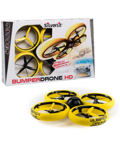 SilverLit BUMPER DRONE HD ( With 720P camera, 2 Colors)