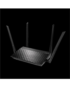 Asus AC1500 Dual Band WiFi Router RT-AC59U 802.11ac, 600+867 Mbit/s, 10/100/1000 Mbit/s, Ethernet LAN (RJ-45) ports 4, Mesh Support No, MU-MiMO Yes, No mobile broadband, Antenna type External