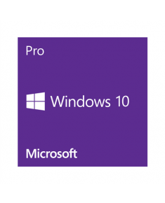 Microsoft HAV-00060 Win Pro 10 P2 32-bit/64-bit Eng Intl USB