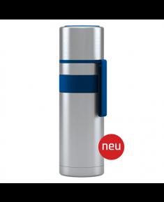 Boddels HEET Vacuum flask with cup Isothermal, Night blue, Capacity 0.5 L, Diameter 7.2 cm, Bisphenol A (BPA) free