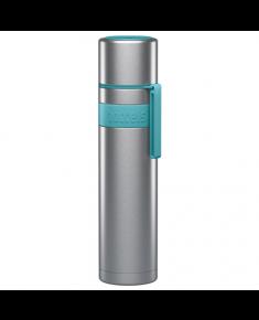 Boddels HEET Vacuum flask with cup Isothermal,  Apple green, Capacity 0.7 L, Diameter 7.2 cm, Bisphenol A (BPA) free