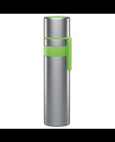 Boddels HEET Vacuum flask with cup Isothermal, Light grey, Capacity 0.7 L, Diameter 7.2 cm, Bisphenol A (BPA) free