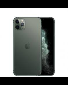 "Apple iPhone 11 Pro Midnight Green, 5.8 "", XDR OLED, 1125 x 2436 pixels, Hexa-core, Internal RAM 4 GB, 256 GB, Single SIM, Nano-SIM and eSIM, 3G, 4G, Main camera 12+12+12 MP, Secondary camera 12 MP, iOS, 13, 3046 mAh"