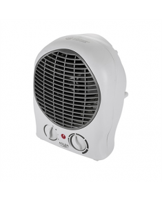 Adler Heater AD 7716 Fan heater, Number of power levels 2, 1000 and 2000 W, White