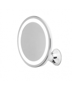 Adler Bathroom Mirror, AD 2168, 20 cm, LED mirror, White