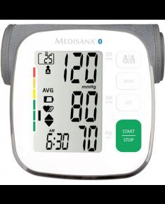 Medisana BU 540 White, Arm blood pressure monitor, Bluetooth