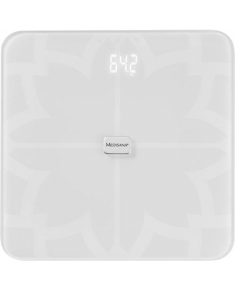 Medisana BS 450 Body Analysis Scale, White