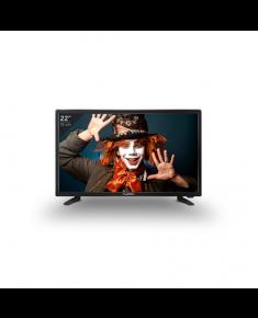 """Allview 22ATC5000-F 22"""" (55 cm), Full HD, 1920 x 1080 pixels, DVB-C / DVB-T, Black"""