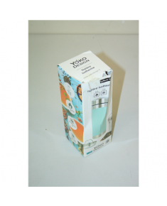 SALE OUT. Yoko Design 1749 Isotherm teapot, 350 ml, Stainless steel, Mint Yoko Design DAMAGED PACKAGING, SMALL SCRATCH