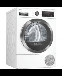 Bosch Dryer mashine WTX8HKL9SN Front loading, Heat pump, 9 kg, Energy efficiency class A++, White, Display, LED, Depth 60 cm