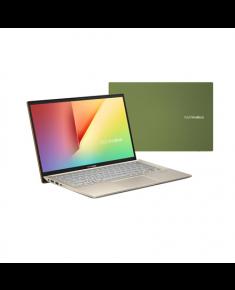 "Asus VivoBook S431FA-EB032T Moss Green, 14 "", FHD, 1920 x 1080 pixels, Matt, Intel Core i5, i5-8265U, 8 GB, DDR4, SSD 256 GB, Intel UHD Graphics 620, No ODD, Windows 10 Home, Wi-Fi 5(802.11ac), Bluetooth version 4.2, Keyboard language English, Keyboard backlit, Warranty 24 month(s), Battery warranty 12 month(s)"