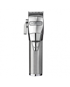 BABYLISS Clipper FX8700E Chromfx Cordless, Number of length steps 8, Silver