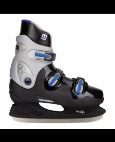 0089 ICE HOCKEY SKATE HARDBOOT BLUE 45