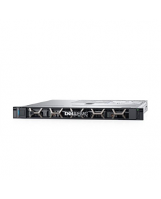 "Dell PowerEdge R340 Rack (1U), Intel Xeon, E-2134, 3.5 GHz, 8 MB, 8T, 4C, UDIMM DDR4, 2666 MHz, No RAM, No HDD, Up to 4 x 3.5"", Hot-swap hard drive bays, PERC H330, Dual, Hot Plug, Redundant, Power supply 550 W, iDRAC9 Enterprise, Sliding Rails, No OS, Warranty Basic Onsite 36 month(s)"