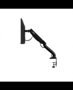 AOC Mechanical Gas Spring Arm AS110D0 Desk Mount, Adjustable Height, Tilt, Swivel, Pivot