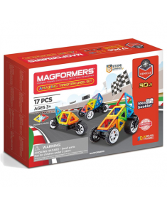 Magformers Amazing Transform Wheel Set