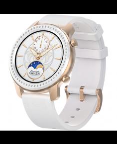 Amazfit GTR Smart watch, GPS (satellite), AMOLED, Touchscreen, Heart rate monitor, Activity monitoring 24/7, Waterproof, Bluetooth, Glitter