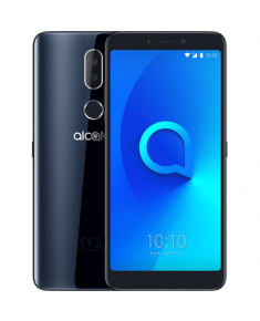 "Alcatel 3v Spectrum 5099D Black, 6 "", IPS LCD, 1080 x 2160, Mediatek, MT8735A, Internal RAM 2 GB, 16 GB, microSD, Dual SIM, Nano-SIM, 3G, 4G, Main camera Dual 12+2 MP, Secondary camera 5 MP, Android, 8.0, 3000 mAh"