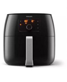 Philips Premium Airfryer XXL HD9650/90 Power 2225 W, Capacity 7.3 L, Degreasing technology, Black