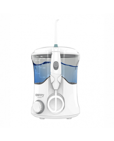 Camry Oral Irrigator CR 2172 Corded, 600 ml, Number of heads 7, White