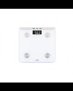 ETA Scales Laura ETA078190000 Body analyzer, Maximum weight (capacity) 180 kg, Accuracy 100 g, White