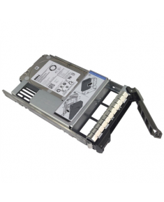 Dell 2.4TB 10K RPM SAS 12Gbps 512e 2.5in Hot-plug Hard Drive, 3.5in HYB CARR, CK