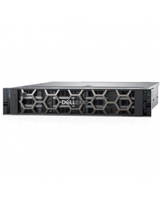 "Dell PowerEdge R540 Rack (2U), Intel Xeon, Silver 1x4214, 2.2 GHz, 16.5 MB, 24T, 12C, RDIMM DDR4, 2666 MHz, No RAM, No HDD, Up to 12 x 3.5"", Hot-swap hard drive bays, PERC H730P, Dual, Hot-plug, Redundant, Power supply 750 W, On-Board LOM 2x1Gb, iDRAC9 Enterprise, Sliding Rails, No OS, Warranty Basic Onsite 36 month(s)"