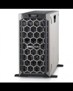 "Dell PowerEdge T440 Tower, Intel Xeon, Silver 1x4114, 2.2 GHz, 14 MB, 20T, 10C, RDIMM DDR4, 2666 MHz, No RAM, No HDD, Up to 8 x 3.5"", Hot-swap hard drive bays, PERC H730P, Dual, Hot-plug, Redundant, Power supply 750 W, On-Board LOM 2x1GbE, iDRAC 9 Enterprise, No OS, Warranty Basic Onsite 36 month(s)"