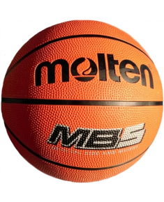 Basketball ball training MOLTEN MB5, rubber size 5