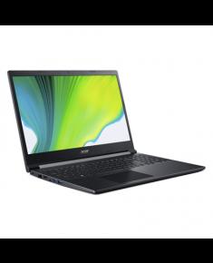 "Acer Aspire 7 A715-75G-577P Charcoal Black, 15.6 "", IPS, Full-HD, 1920 x 1080 pixels, Matt, Intel Core i5, i5-9300H, 8 GB, DDR4, SSD 512 GB, NVIDIA GeForce GTX 1650, GDDR6, 4 GB, No ODD, Windows 10 Home, 802.11 ax/ac/a/b/g/n, Bluetooth version 5.0, Keyboard language English, Keyboard backlit, Warranty 24 month(s), Battery warranty 12 month(s)"