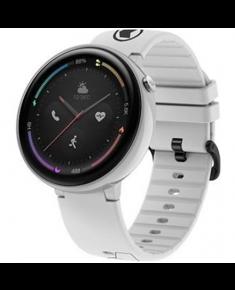 Amazfit Nexo Smart watch, GPS (satellite), AMOLED, Touchscreen, Heart rate monitor, Activity monitoring 24/7, Waterproof, Bluetooth, Wi-Fi, White