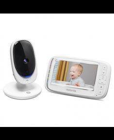 Motorola Comfort 50 Baby Monitor, White