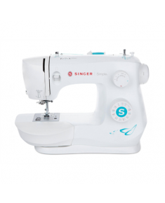 Singer Sewing Machine 3337 Fashion Mate™ Number of stitches 29, Number of buttonholes 1, White