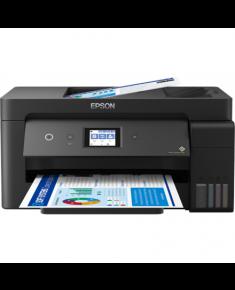 Epson EcoTank L14150 Colour, Inkjet, Multifunction Printer, A3+, Wi-Fi, Black