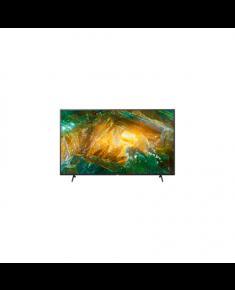 """Sony KD-49XH8096 49"""" (123 cm), Smart TV, Android, 4K UHD, 3840 x 2160 pixels, Wi-Fi, DVB-T/T2/S/S2/C, Black"""