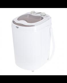 Adler Mini washing machine AD 8055 Top loading, Washing capacity 3 kg, Depth 37 cm, Width 36 cm, White