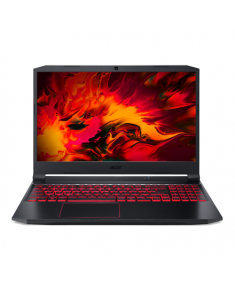 "Acer Nitro 5 AN515-44-R7DV Black/Red, 15.6 "", IPS, FHD, 1920 x 1080 pixels, Matt, AMD, Ryzen 5 4600H, 8 GB, DDR4, SSD 512 GB, NVIDIA GeForce GTX 1650, GDDR6, 4 GB, No ODD, Windows 10 Home, 802.11 ax/ac/a/b/g/n, Bluetooth version 5.0, Keyboard language English, Keyboard backlit, Warranty 24 month(s), Battery warranty 12 month(s)"