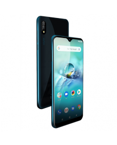 "Allview X7 Style Turquoise, 6.21 "", IPS LCD, 720 x 1520 pixels, Mediatel MT6763, Helio P23, Internal RAM 4 GB, 64 GB, microSDXC, Dual SIM, Nano-SIM, 3G, 4G, Main camera Dual 13+0.3 MP, Secondary camera 5 MP, Android, 9.0, 3400 mAh"
