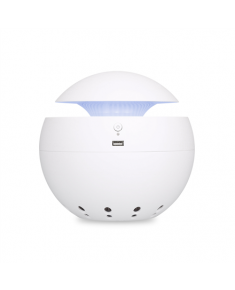 Duux Air Purifier Sphere White, 2.5 W, Suitable for rooms up to 10 m²