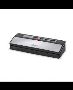 Caso Bar Vacuum sealer VR 390 advanced Power 110 W, Temperature control, Black/Stainless steel