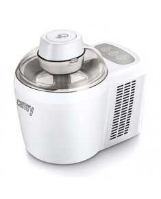 Camry Ice cream maker CR 4481 Power 90 W, Capacity 0.7 L, White