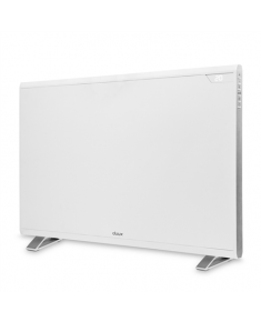 Duux Heater Slim 1000 Convection Heater, 1000 W, Number of power levels 3, Suitable for rooms up to 15 m², White